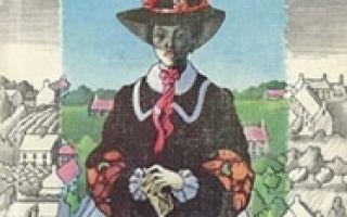 Госпожа бовари — краткое содержание романа флобера