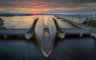 Мосты санкт петербурга — доклад сообщение