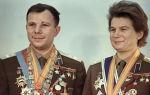 Валентина терешкова первая женщина космонавт — сообщение доклад