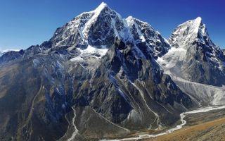 Горы — сообщение доклад