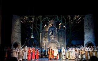 Князь игорь — краткое содержание оперы бородина