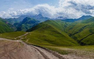Кавказ — краткое содержание рассказа бунина