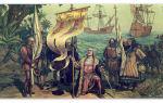 Христофор колумб — сообщение доклад