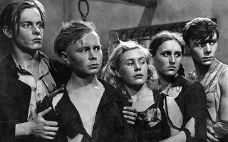 Молодая гвардия — краткое содержание романа фадеева