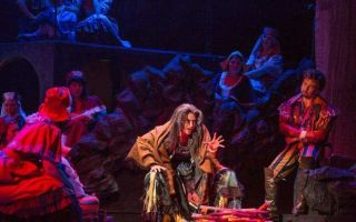 Трубадур — краткое содержание оперы верди
