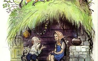 Чему учат сказки — сообщение доклад 2 класс