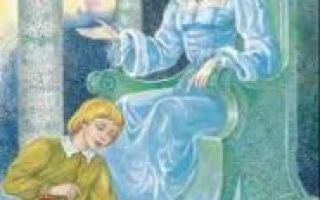Снежная королева — краткое содержание сказки андерсена