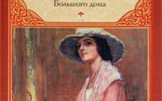 Маленькая хозяйка большого дома — краткое содержание романа лондона