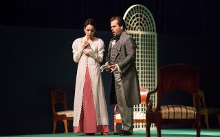 Опера евгений онегин — краткое содержание произведения чайковского