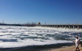 Река волга — сообщение доклад