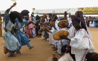Нигерия — сообщение доклад 7 класс по географии