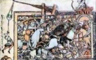 Замок феодала — сообщение доклад