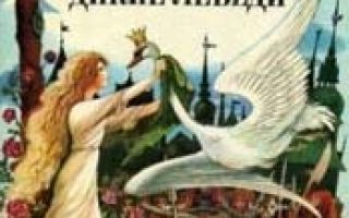 Дикие лебеди — краткое содержание с планом сказки андерсена