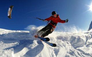 Зимние виды спорта — доклад сообщение