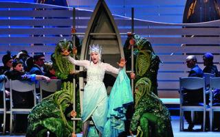 Русалка — краткое содержание оперы даргомыжского