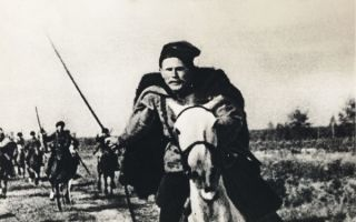 Чапаев — краткое содержание романа фурманова