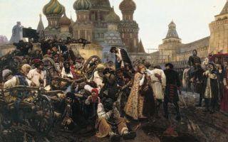 Хованщина — краткое содержание оперы мусоргского
