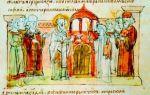 Слово о законе и благодати — краткое содержание речи илариона киевского