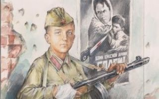Маленький солдат — краткое содержание рассказов платонова