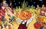 Приключения чиполлино — краткое содержание сказки родари
