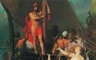 Одиссея — краткое содержание поэмы гомера