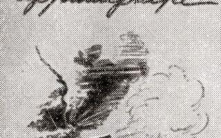 Сын артиллериста — краткое содержание стихотворения симонова