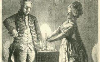 Коварство и любовь — краткое содержание драмы шиллера