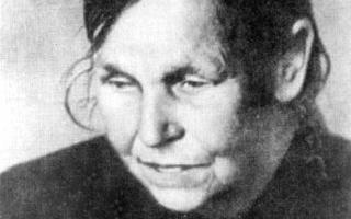Анализ стихотворения памяти матери твардовского