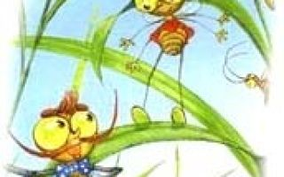 Сказочка про козявочку — краткое содержание мамин-сибиряк