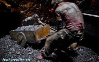 Каменный уголь — полезное ископаемое сообщение доклад