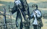 Дед архип и лёнька — краткое содержание рассказа горького