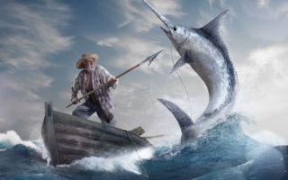 Старик и море — краткое содержание повести хемингуэя
