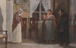 Миргород — краткое содержание сборника гоголя