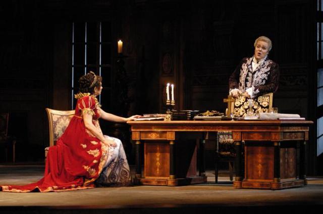 Опера Тоска - краткое содержание Пуччини