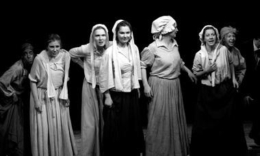 Кьоджинские перепалки - краткое содержание пьесы Гольдони