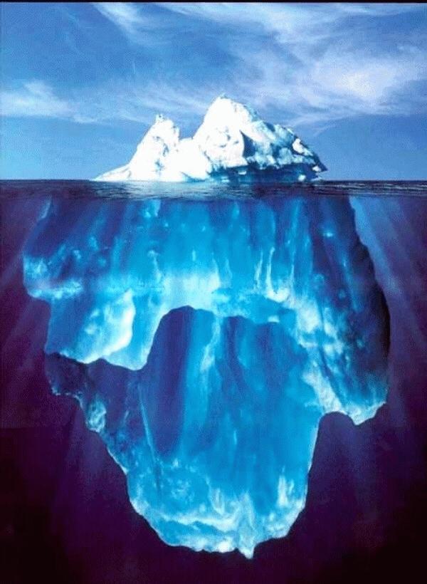 Айсберги - сообщение доклад