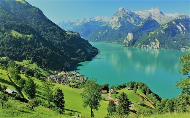 Швейцария - сообщение доклад ( 3, 7 класс. Окружающий мир. География)
