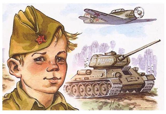Маленький солдат - краткое содержание рассказов Платонова