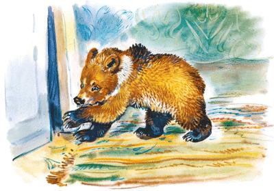 Медведко - краткое содержание рассказа Мамина-Сибиряка