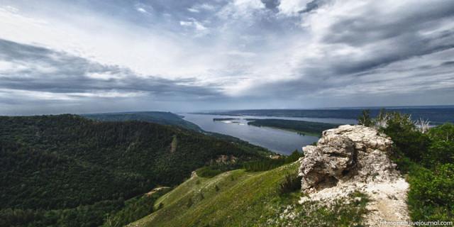 Природа Самарского края - доклад сообщение