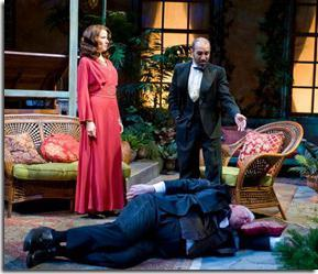 Дом, где разбиваются сердца - краткое содержание пьеса Бернард Шоу