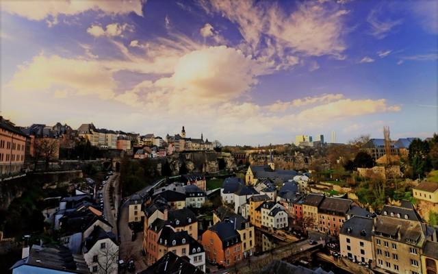 Люксембург - сообщение доклад Окружающий мир 3, 7 класс