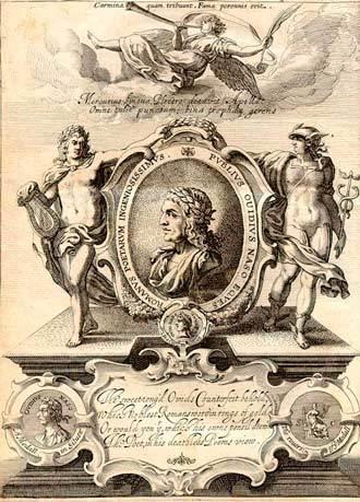 Метаморфозы - краткое содержание поэмы Овидия
