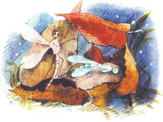 Сказочка про Козявочку - краткое содержание Мамин-Сибиряк