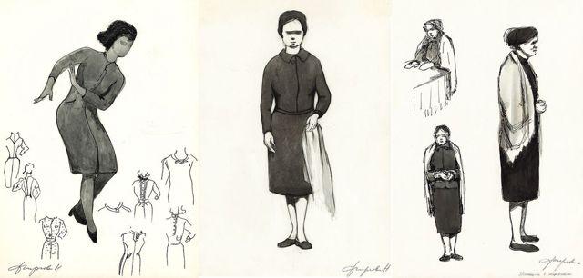 Старшая сестра - краткое содержание пьесы Володина