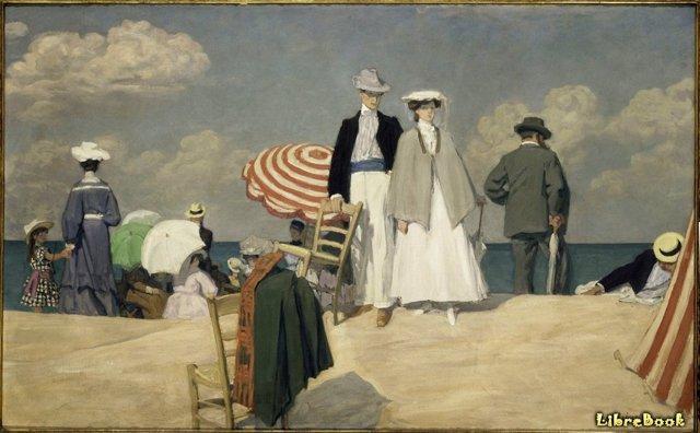 Под сенью девушек в цвету - краткое содержание книги Пруста