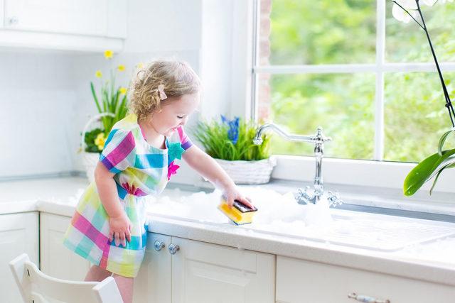 Сочинение Как я помогаю маме по дому