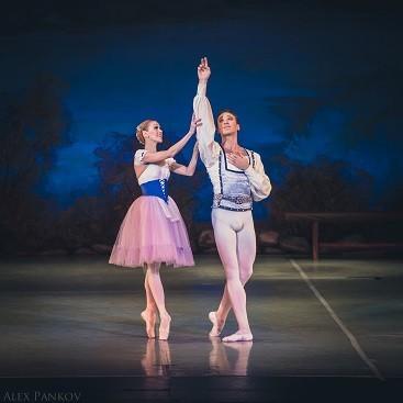 Жизель - краткое содержание балета Адана
