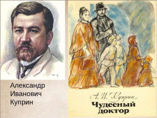 Александр Куприн (жизнь и творчество) краткое сообщение доклад