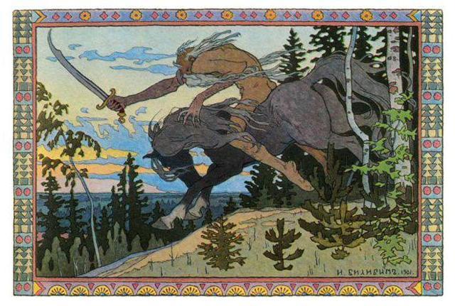 Жизнь и творчество Ивана Билибина - сообщение доклад